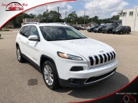 Used, 2016 Jeep Cherokee Limited, White, 264317-1