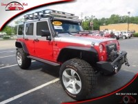 Used, 2016 Jeep Wrangler Unlimited Sport (Custom), Silver, 109619-1
