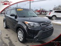Used, 2016 Kia Soul Base, Black, 261749-2-1