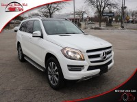 Used, 2016 Mercedes-Benz GL GL 450, White, 701831-1