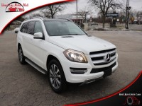 Used, 2016 Mercedes-Benz GL 450 4MATIC, White, 701831-1