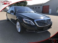 Used, 2016 Mercedes-Benz S-Class Maybach S 600, Black, 252846-1
