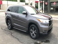Used, 2016 Toyota Highlander XLE, Gray, 353971-1