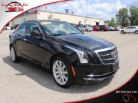 Used, 2017 Cadillac ATS Sedan 2.0TAWD, Black, 111662-1