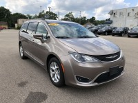 Used, 2017 Chrysler Pacifica Touring-L, Silver, 536003-1