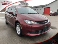Used, 2017 Chrysler Pacifica Touring, Red, 608768-1