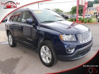 Used, 2017 Jeep Compass X High Altitude Edition 4WD, Blue, 173181-1