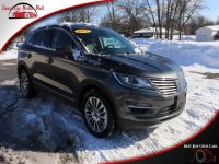 Used, 2017 Lincoln MKC Reserve AWD, Gray, L00219-1