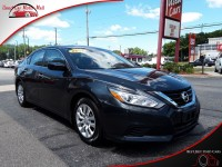 Used, 2017 Nissan Altima 2.5 S, Blue, 286050-1