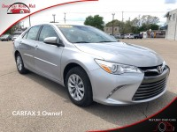 Used, 2017 Toyota Camry LE, Silver, 389661-1