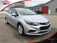 Used, 2018 Chevrolet Cruze LT Sedan , Silver, 147847-1