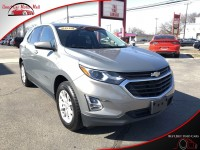 Used, 2018 Chevrolet Equinox 1.5T LT AWD, Gray, 538751-1