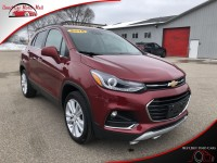 Used, 2018 Chevrolet Trax Premier AWD, Red, 169179-1