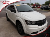 Used, 2018 Dodge Journey SE, White, 170253-1