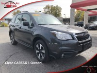 Used, 2018 Subaru Forester 2.5i , Gray, 431745-1