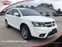 Used, 2019 Dodge Journey GT AWD, White, 719920-1