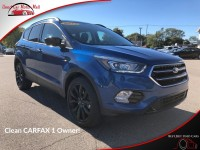 Used, 2019 Ford Escape SE AWD, Blue, B64112-1