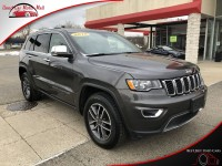 Used, 2019 Jeep Grand Cherokee Limited 4WD, Gray, 665507-1
