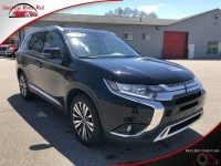 Used, 2019 Mitsubishi Outlander ES, Gray, 019942-1