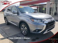 Used, 2019 Mitsubishi Outlander SEL, Gray, 026925-1