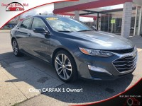 Used, 2020 Chevrolet Malibu Premier, Gray, 001932-1