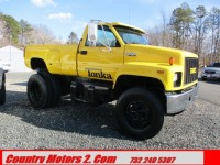 Used, 1994 GMC Top Kick, Yellow, 14806-1