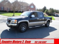 Used, 2005 GMC Sierra 1500 SLT, Black, 16059-1