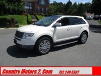 Used, 2008 Ford Edge Limited, Tan, 82365-1