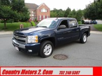 Used, 2011 Chevrolet Silverado 1500 LT, Blue, 90228-1