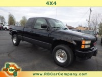Used, 1994 GMC Sierra 1500 Club Cpe 4WD, Black, 28424B-1