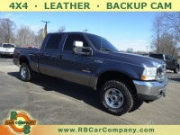 Used, 2004 Ford Super Duty F-250 Lariat 4WD, Blue, 30168C-1