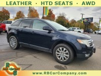 Used, 2008 Ford Edge 4dr Limited AWD, Blue, 30988A-1