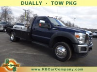 Used, 2011 Ford Super Duty F-450 DRW Chassis C RWD Reg Cab 165