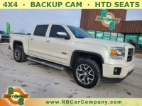 Used, 2014 GMC Sierra 1500 SLT, White, 31637B-1