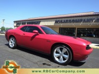 Used, 2015 Dodge Challenger R/T Plus, Red, 27608-1