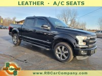 Used, 2016 Ford F-150 Lariat, Black, 31415-1