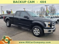 Used, 2016 Ford F-150 XLT, Black, 31422-1