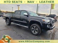 Used, 2016 Toyota Tacoma Limited, Black, 31631-1