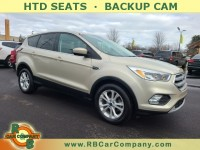 Used, 2017 Ford Escape SE FWD, Gold, 31900-1