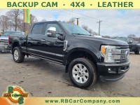 Used, 2017 Ford Super Duty F-250 Pickup Platinum, Black, 31859-1