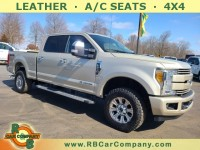 Used, 2017 Ford Super Duty F-250 Pickup Lariat, Gold, 32052-1