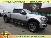 Used, 2017 Ford Super Duty F-250 Pickup Lariat 4WD, Silver, 30703-1