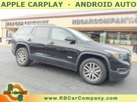 Used, 2017 GMC Acadia AWD 4dr SLE w/SLE-2, Black, 30457-1