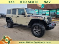Used, 2017 Jeep Wrangler Unlimited Rubicon Recon, Tan, 31773-1