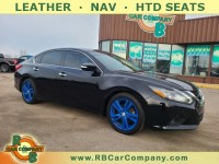 Used, 2017 Nissan Altima 3.5 SL FWD, Black, 31721A-1