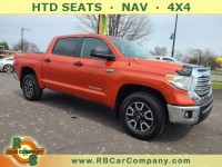 Used, 2017 Toyota Tundra SR5, Orange, 32317-1