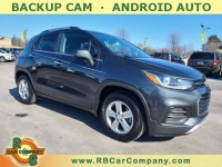 Used, 2018 Chevrolet Trax FWD 4dr LT, Gray, 32196-1