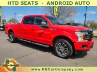 Used, 2018 Ford F-150 XLT, Red, 32325-1