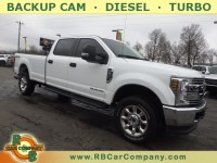 Used, 2018 Ford Super Duty F-250 Pickup XL 4WD, White, 30800-1