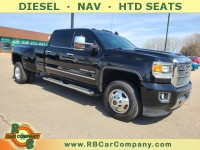 Used, 2018 GMC Sierra 3500HD Denali, Black, 32121-1